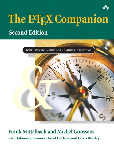 The LaTeX Companion, Second Edition