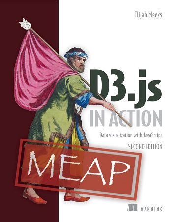 D3.js in Action, Second Edition