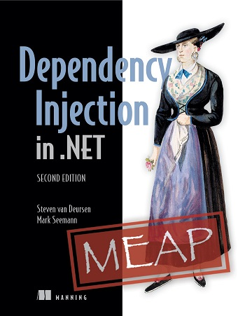 Dependency Injection in .NET, Second Edition