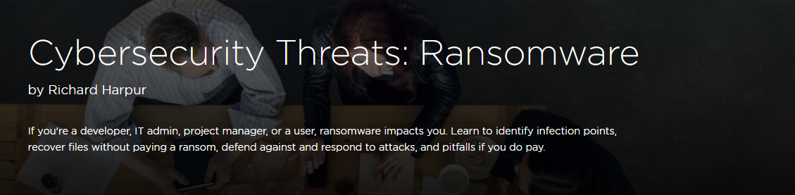Cybersecurity Threats: Ransomware